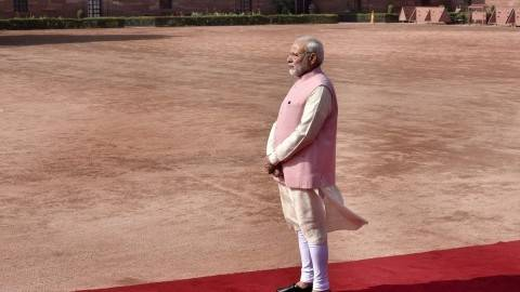 Indian voters' verdict on Modi arrives
