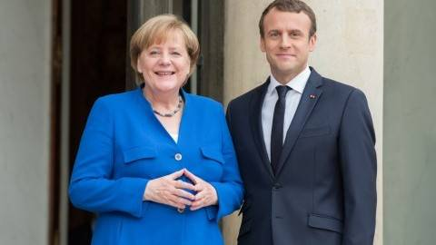 Eurozone: Signs of life from the French-German axis