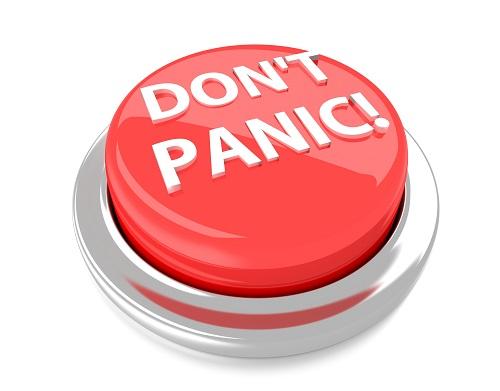 Don't Panic! | Opinion | ING Think