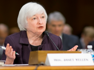 It's all relative for the Fed