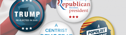 US Politics Watch full report: Four scenarios for 2020 and beyond