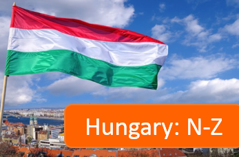 Everything you need to know about Hungary, from A to Z, part two